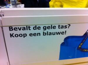 tas Ikea
